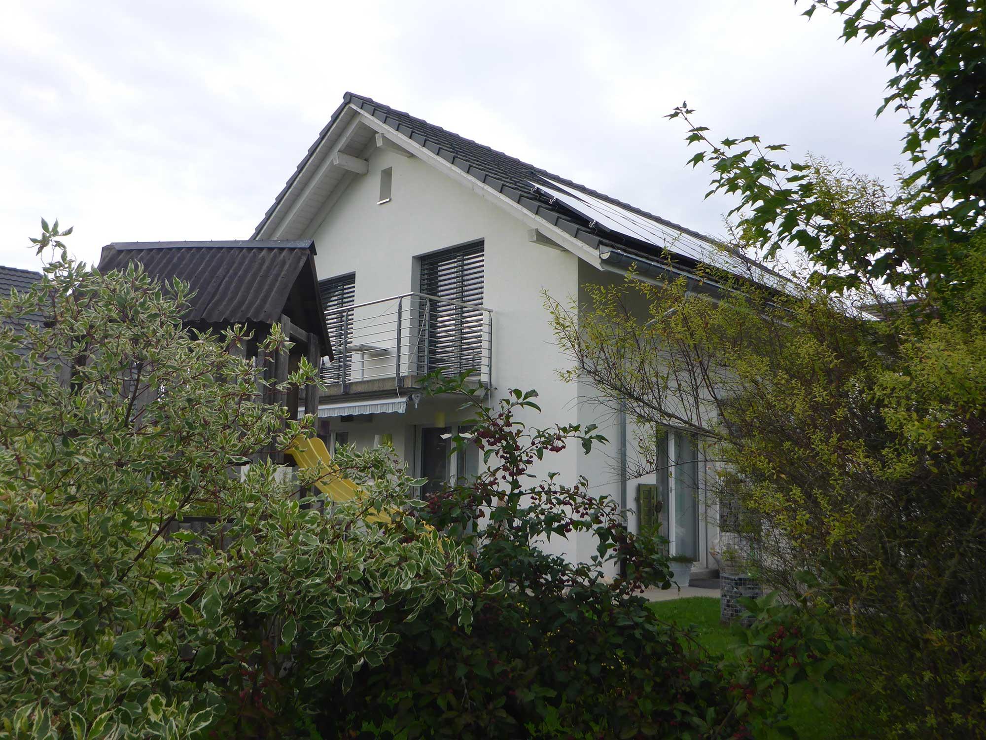 Musterhaus 3: 5½ - Zimmer - EFH mit 230 m2 Bgf